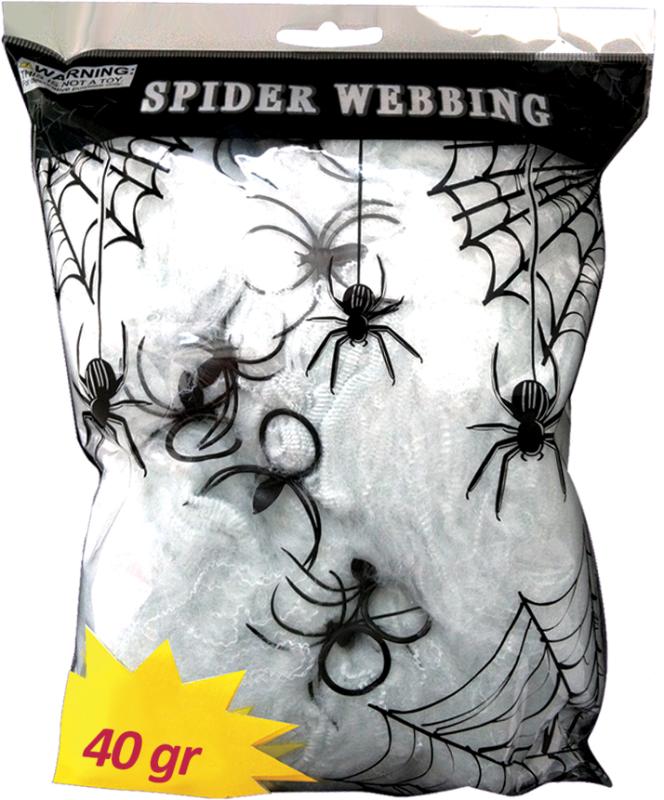 Edderkoppespind 40 g