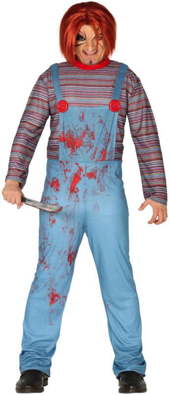 Killer Doll kostume, str. L