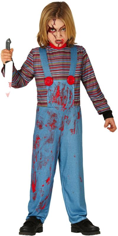 Killer Doll kostume, 10-12