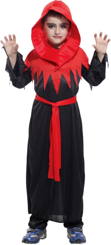 Uhyggelig munk rød, 130-140