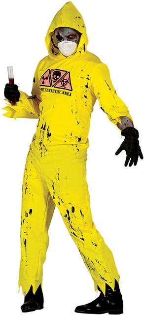 Radioaktiv zombie, one size