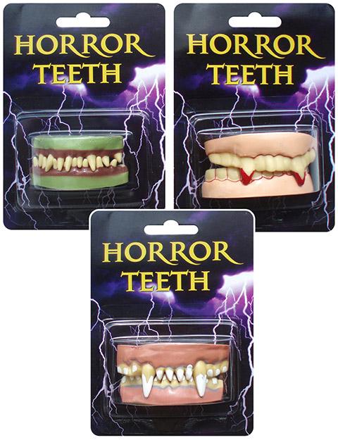 Horror tænder