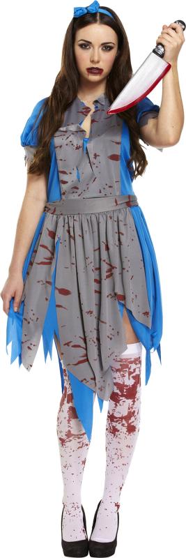 Horror Alice kostume