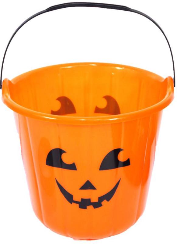 Halloween slik-spand