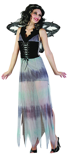 Darkness Fairy kostume S/M