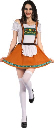 Størrelser store oktoberfest kostume Oktoberfest