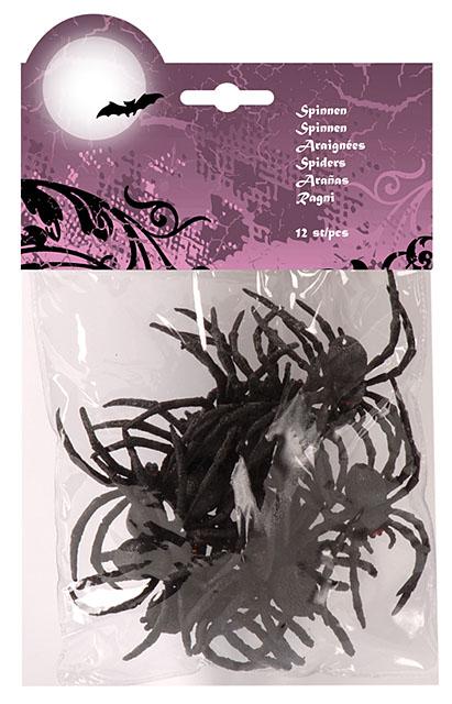 Edderkopper 12-pak