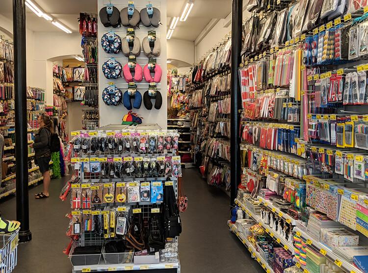 kostume butikker københavn